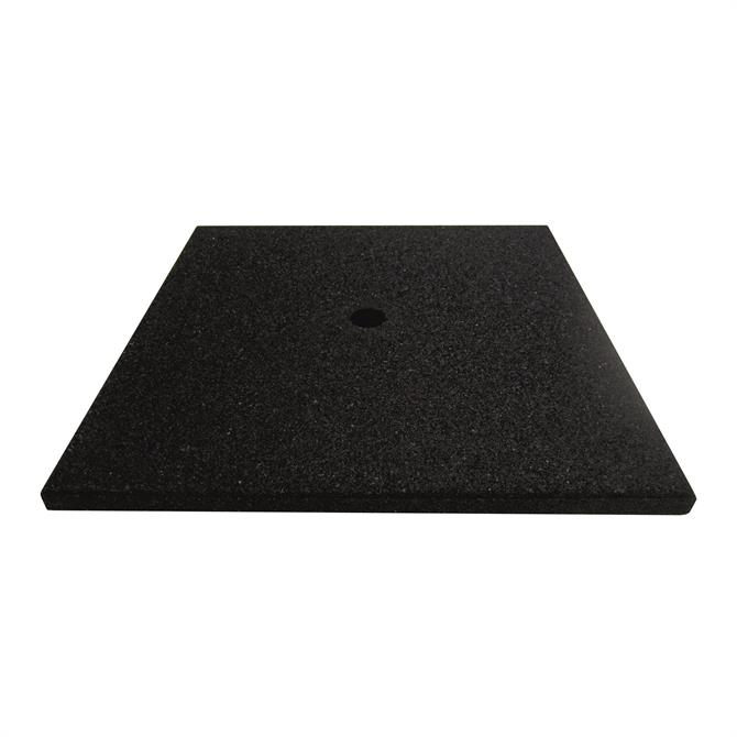 7kg Rubber Base without Mount