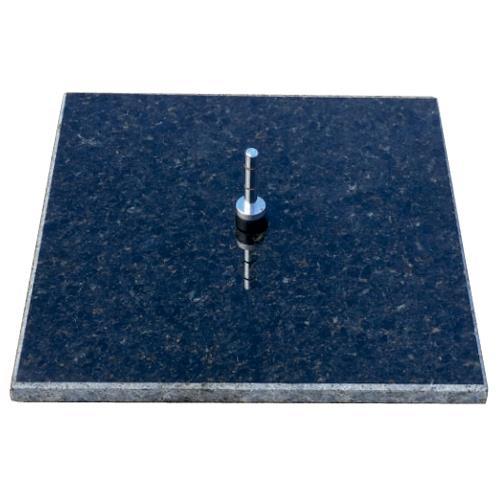 Granite Blocks Product : Kg granite block with degree mount