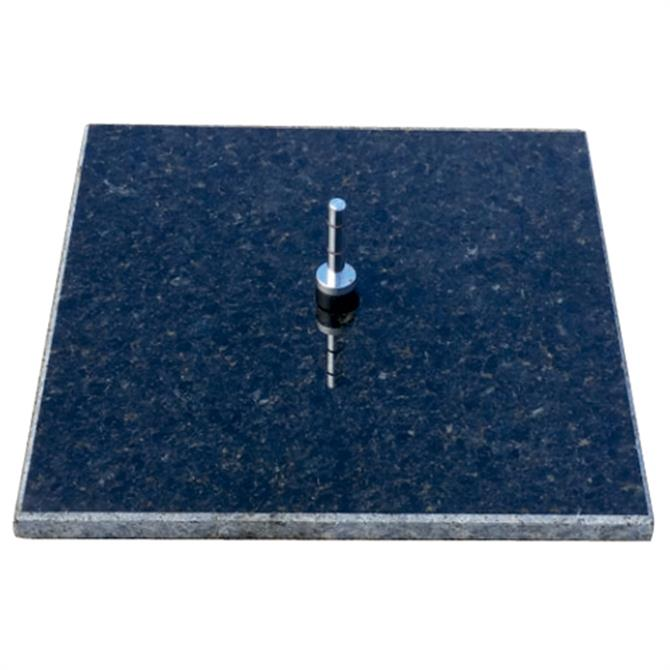 14kg Granite Block with 90 degree Mount