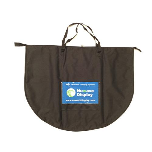 Branded Square Ended Popout Banner Bag